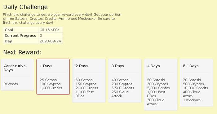 ClickFight Completează aceste provocări