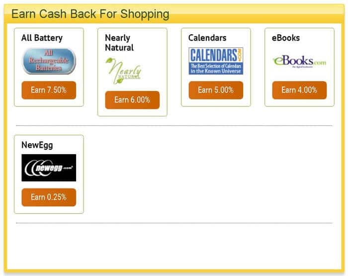 oferta de cashback