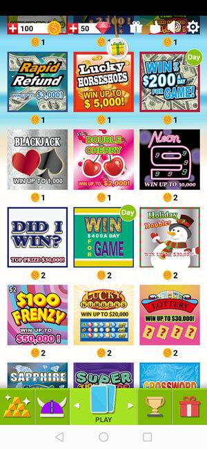 jocuri de răzuit cu Scratcher & Clicker