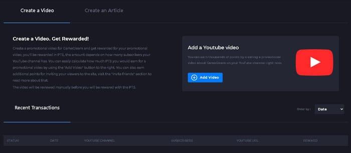 realizare videoclip YouTube